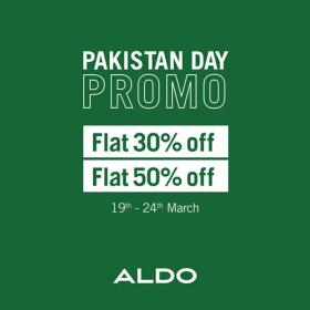 Aldo - Pakistan Day Sale