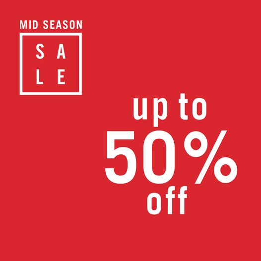 Aldo - Mid Season Sale