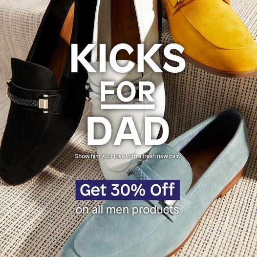 Aldo - Father's Day Sale