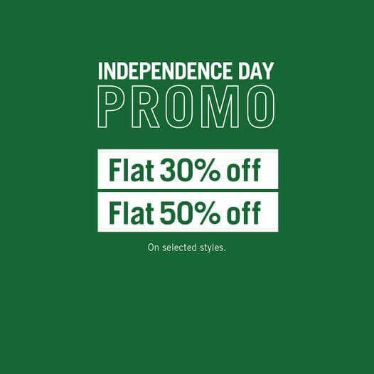 Aldo - Independence Day Sale