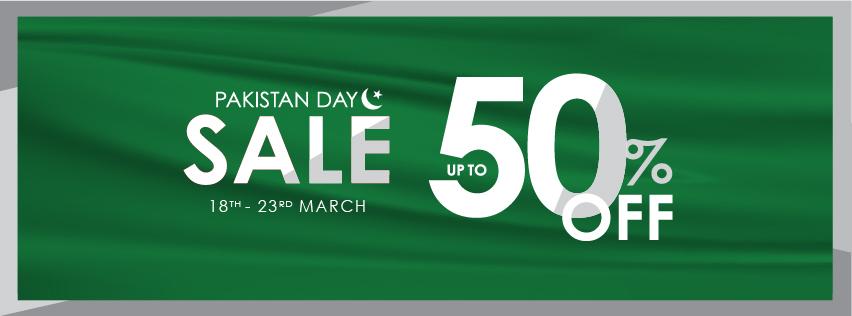 Alkaram Studio - Pakistan Day Sale