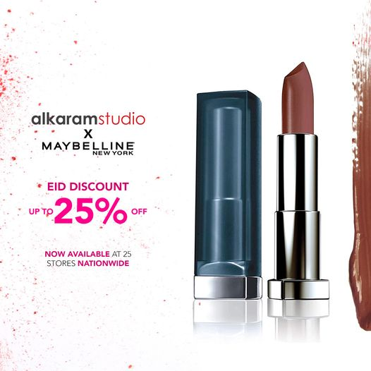 Alkaram Studio - Eid Sale