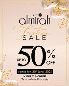 Almirah - Festive Sale