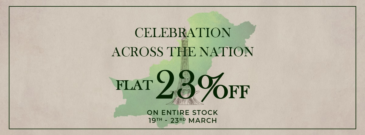Amir Adnan - Pakistan Day Sale