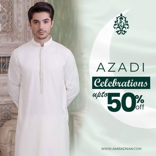 Amir Adnan - Independence Day Sale