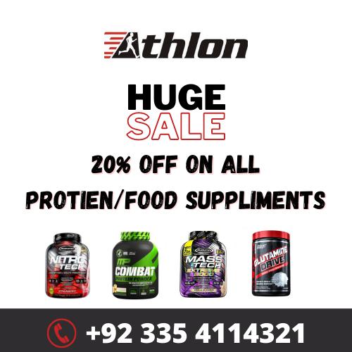 Athlon - Sale On Protein Supplement