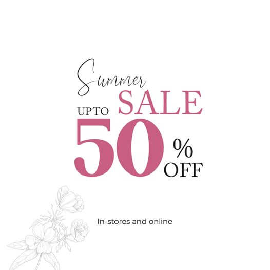 Attraction By Kamal - Summer Sale