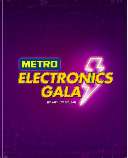 Metro Cash And Carry - METRO - Electronics Gala 18'