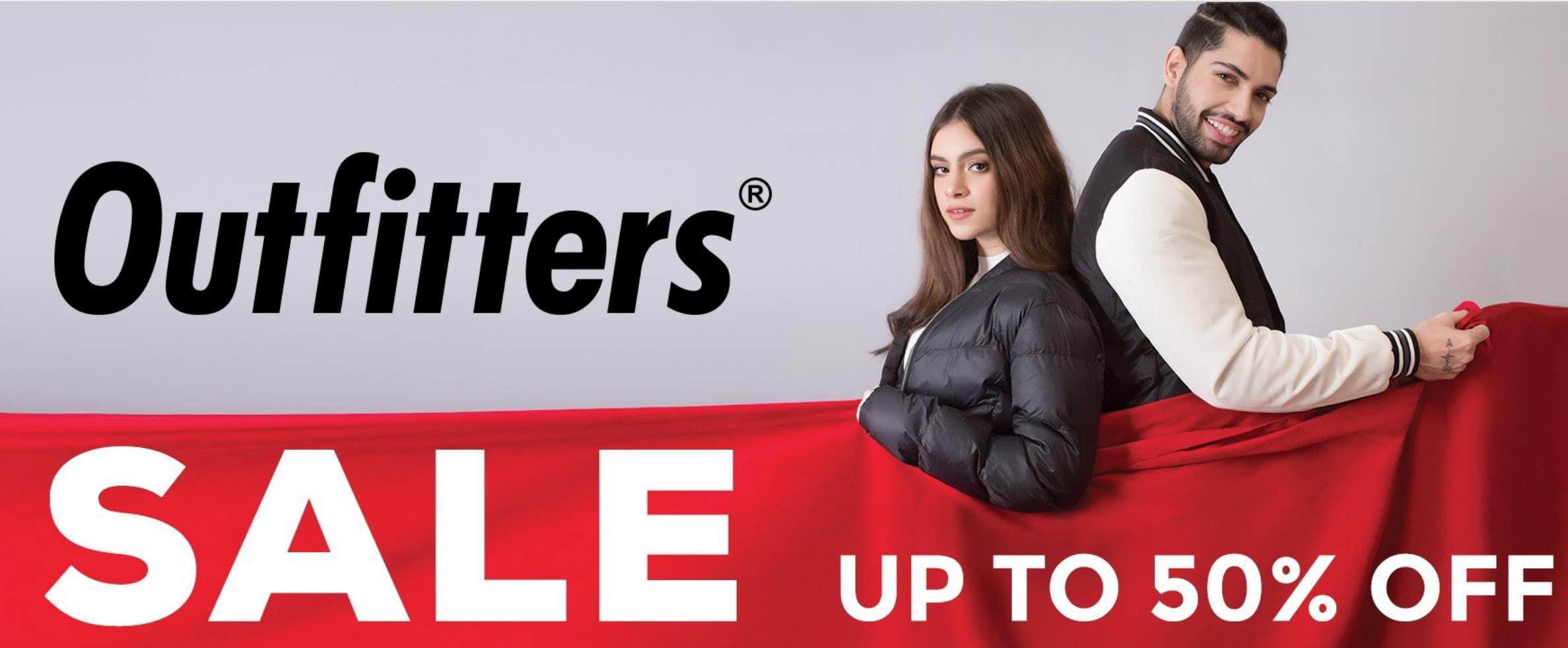 Outfiiters - Annual Winter Sale