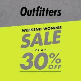 Weekend Wonder Sale