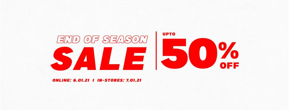 Outfitters - Season Sale