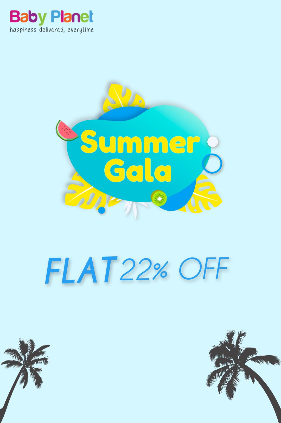 Baby Planet - Summer Gala Sale