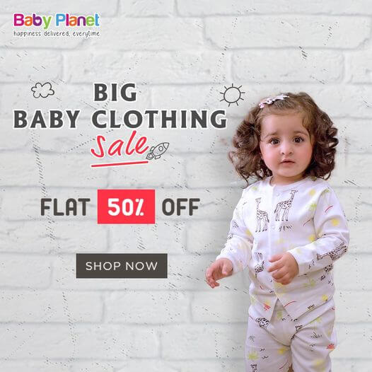 Baby Planet - Big Baby Clothing Sale