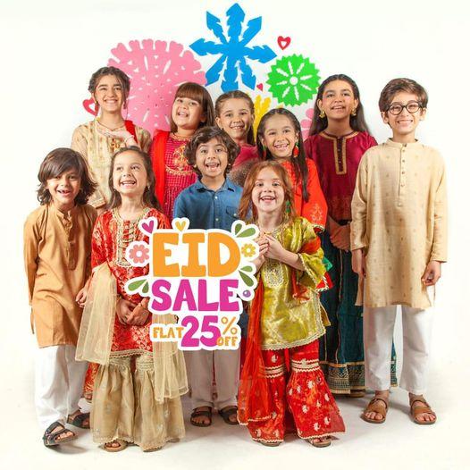 Bachaa Party - Eid Sale