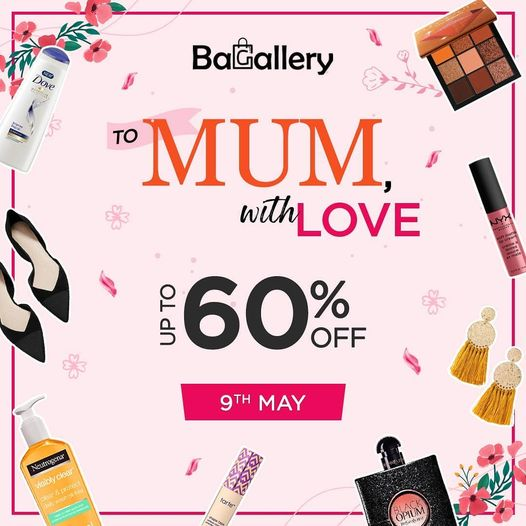 Bagallery - Mother's Day Sale