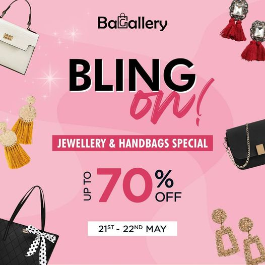 Bagallery - Bling On Sale