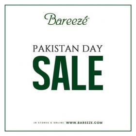 Bareeze - Pakistan Day Sale
