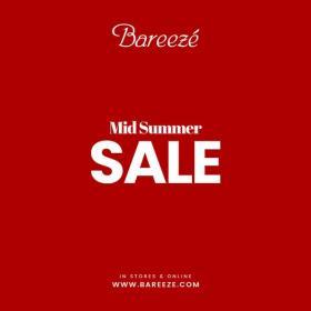 Bareeze - Mid Summer Sale