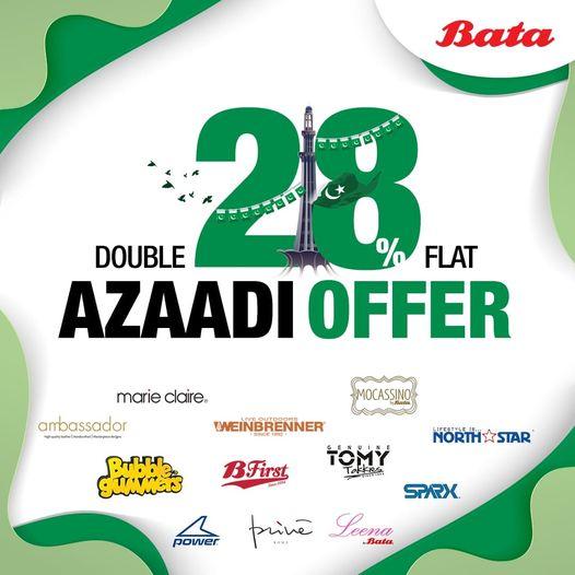 Bata - Azadi Deal