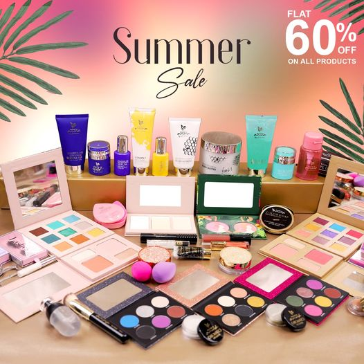 Beautify By Amna - Summer Sale