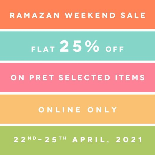 Beechtree - Ramazan Weekend Sale