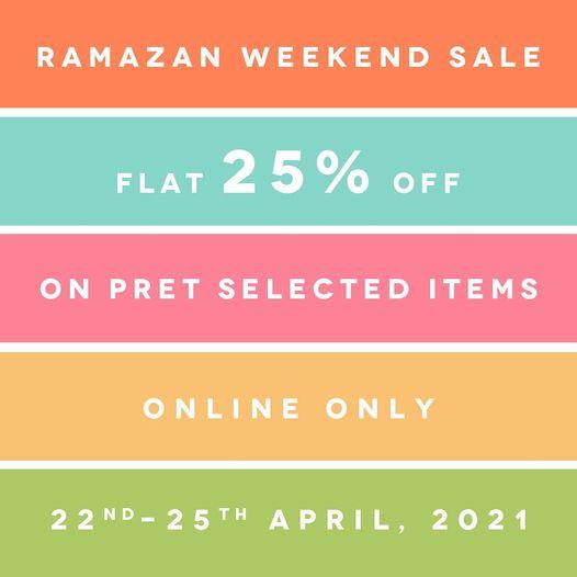 Beechtree - Ramazan Weekend Sale