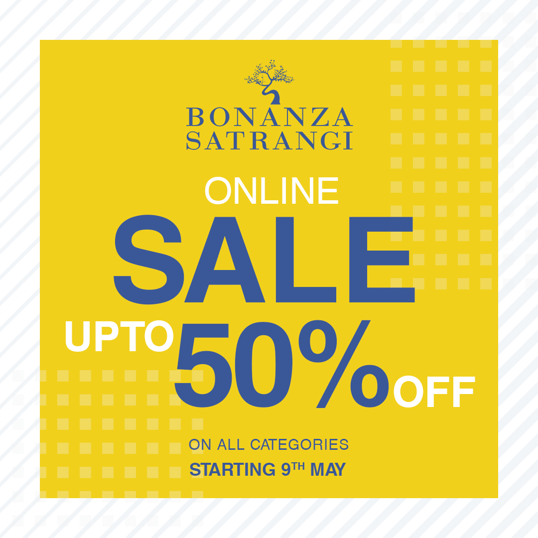 Bonanza Satrangi - Online Sale