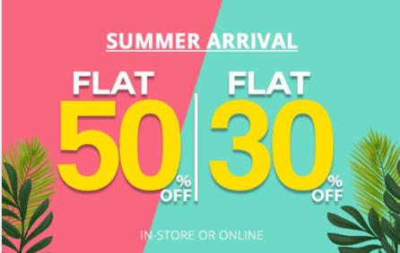 Brands Lab - Summer Arrival Sale
