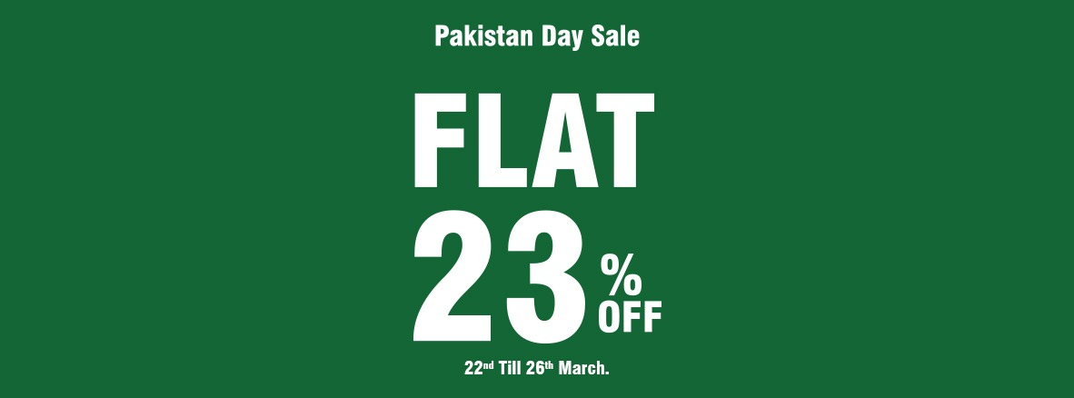 Breakout - Pakistan Day Sale