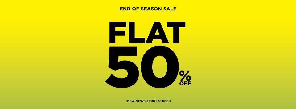 Breakout - End Of Season Sale