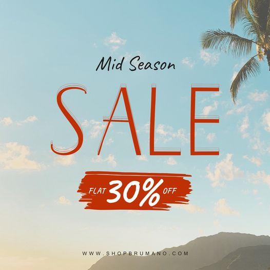 Brumano - Mid Season Sale