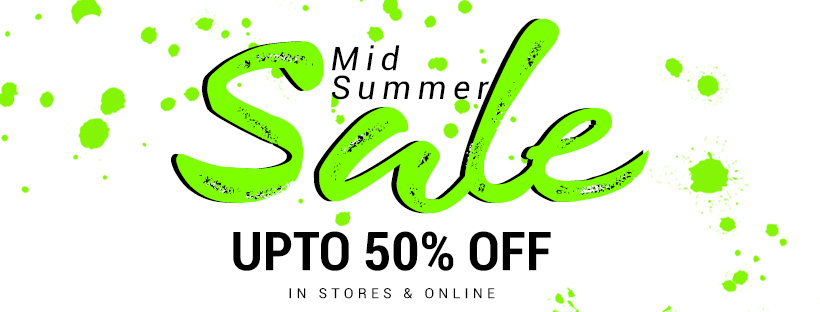 Btw - By The Way - Mid Summer Sale