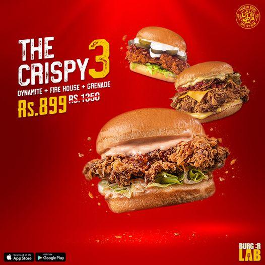 Burger Lab - Burger  Deal