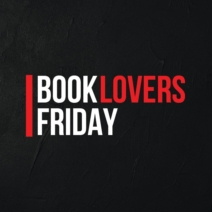 Liberty Books - Book Lovers Friday