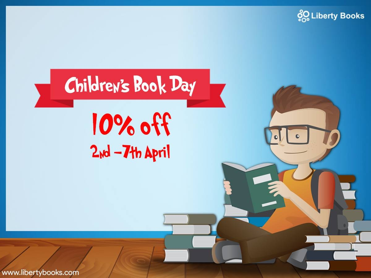 Liberty Books - Children's Book Day