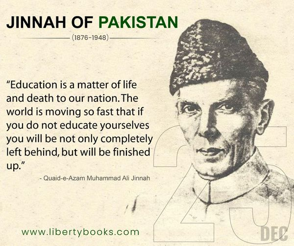 Liberty Books - Books On Jinnah Sale