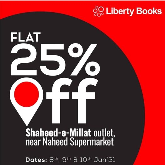 Liberty Books - New Year Books Sale