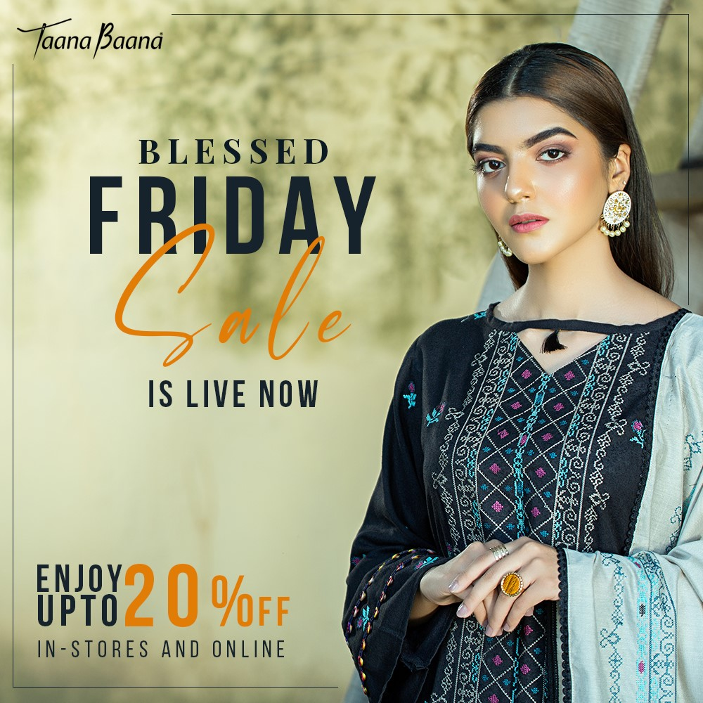 Taanabaana - Blessed Friday Sale