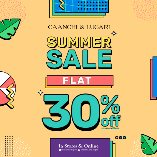 Caanchi & Lugari - Summer Sale
