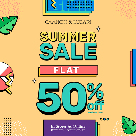 Caanchi & Lugari - Summer Further Reduction Sale