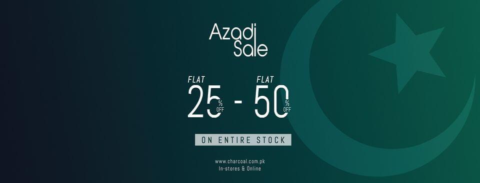 Charcoal - Azadi Sale