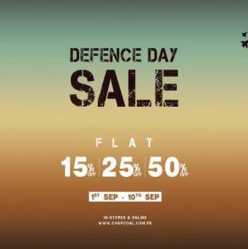 Charcoal - Defence Day Sale