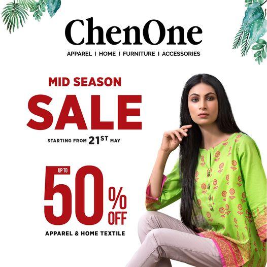 Chenone - Mid Season Sale