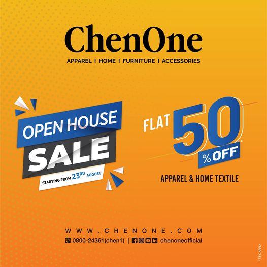 Chenone - Open House Sale