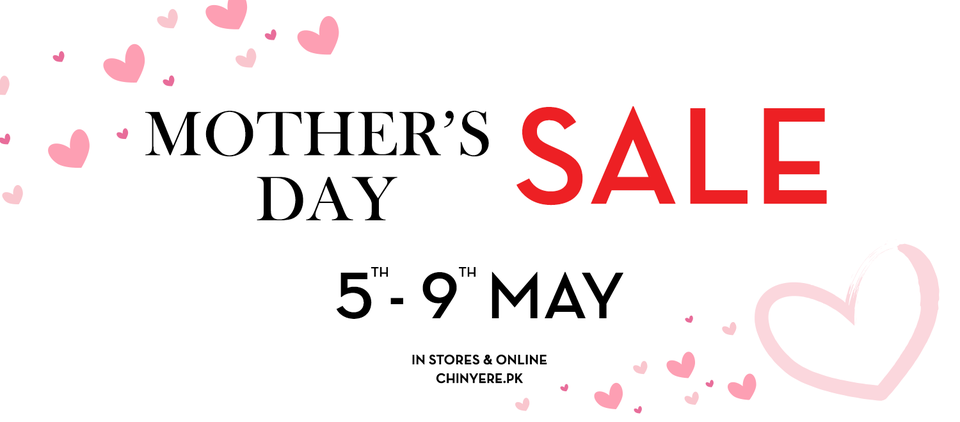 Chinyere - Mother's Day Sale