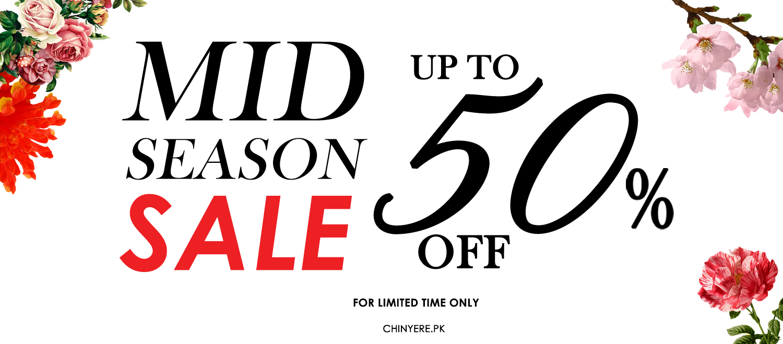 Chinyere - Mid Season Sale