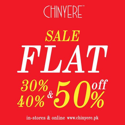 Chinyere - Flat Sale