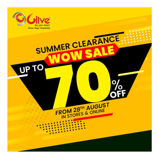 Clive Shoes - Summer Clearance Sale