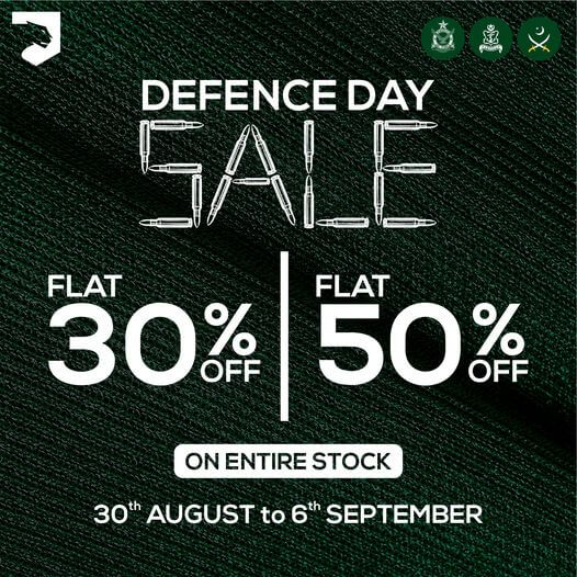 Cougar - Defence Day Sale