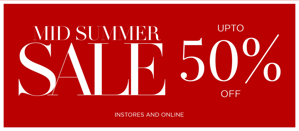 Cross Stitch - Mid Summer Sale